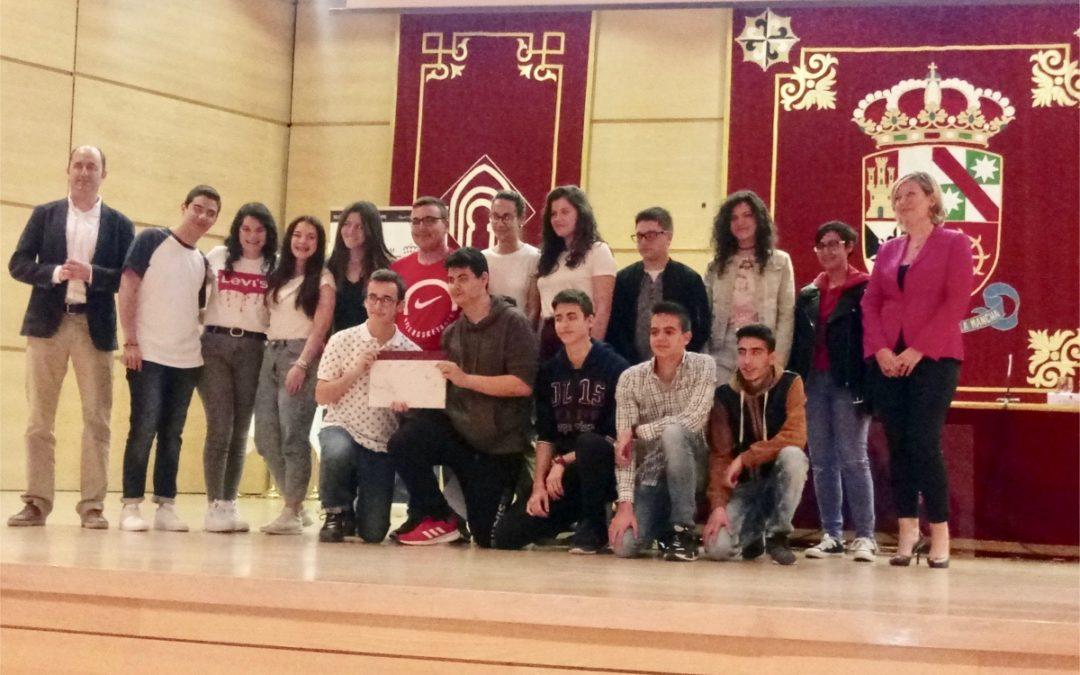 Finalistas en el Concurso RSEQ
