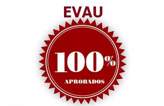 EVAU: 100% de Aprobados