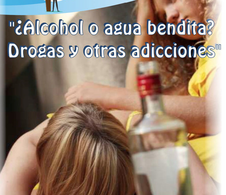 ¿Alcohol o agua bendita?
