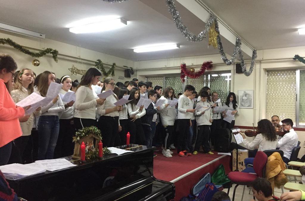 Recital y Concierto para celebrar la Navidad