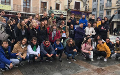 Intercambio con un instituto Alemán