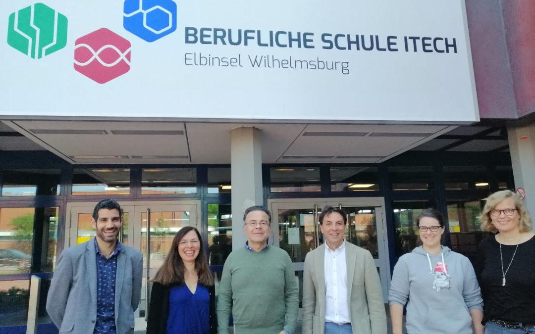 Movilidad Erasmus+ para Profesorado