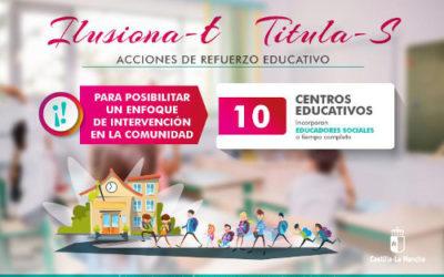 Programas Ilusiona-T y Titula-S