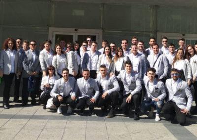 Delegación CLM en Spain Skills 2019